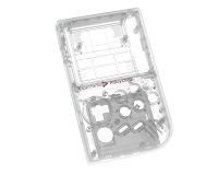 Crystal Clear - PiBoy DMG Shell Kit