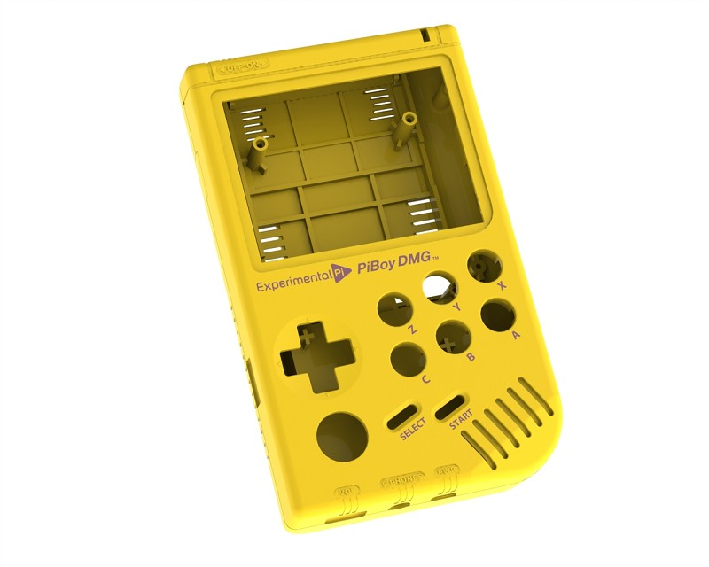 Yellow - PiBoy DMG Shell Kit